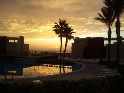 Photo for Playa Paraiso with Ocean View , Heated Pools, 300 meters from the Ocean!!!
