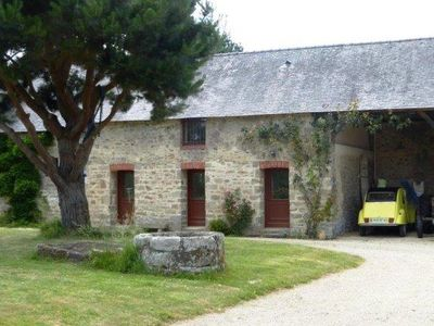 Photo for Welcome on holiday in a charming house in Guerande, near beaches.