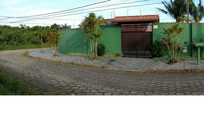 Photo for House in Peruíbe with pool, barbecue and soccer field total area 1200 m2