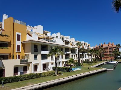Photo for Luxury duplex penthouse in the marina of SOTOGRANDE. NEW Penthouse in sotogrande