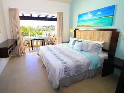 Photo for Amazing Apt 1Block/beach 2BR ✹