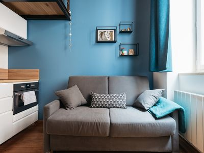 Photo for MODERN 25sqm APT HEART OF CROIX ROUSSE