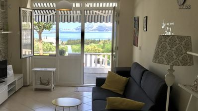 Photo for Luxury sea-view apartment in Cavtat 1