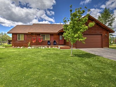 Photo for 'Mary Ann's Mountain Maison' 3BR Victor House