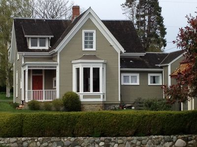 Photo for Fully restored 1872 house in historic Port Townsend. *29 night minimum stay.