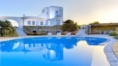 Photo for Villla Nefeli Private Pool Mykonos