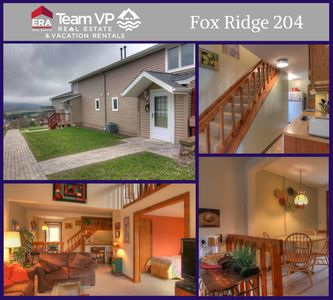 Photo for Fox Ridge 204 - An Updated Townhouse with Spectacular Views of the Slopes!