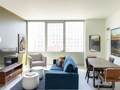 Photo for Sonder | Essex on the Park | Luxe 2BR + City View
