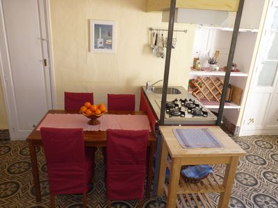 Photo for large, bright apartment, Old Town Jerez, garden, Wifi, air conditioning, stove