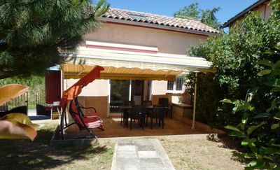 Photo for Cottage 4 people, with south-west of the sun at the pool