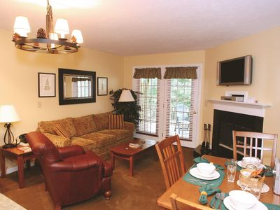 Photo for Stunning & Scenic 1BR w/ Resort Pool and Close to Ski Area