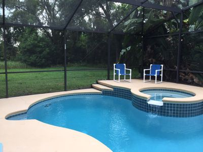 Photo for Private Huge Pool Home in Kissimmee
