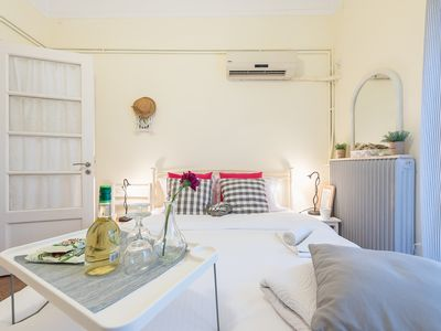 Photo for Lovely 1 bedroom apartment in Athens