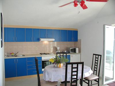 Photo for Apartment Njofra in Pašman/Banj - 4 persons, 1 bedrooms
