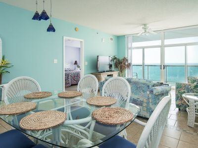 Photo for Blue Water Keyes - PH14 Luxury living at the sea for up to 10 people!