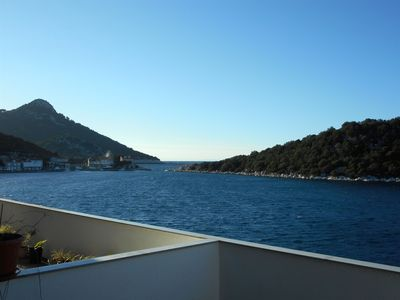 Photo for Apartment Marina (53212-A3) - Zaklopatica - island Lastovo
