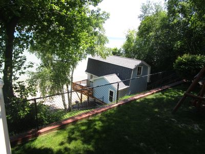 Photo for Lexington, MI - Lake Huron Beach Front Cottages with Beautiful Sandy Beach