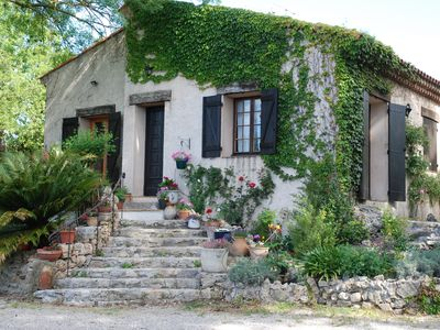 Photo for -MOUANS-SARTOUX between CANNES / FAT-near Mougins 8 people -Villa-150 m2