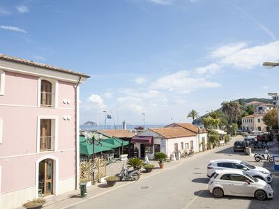 Photo for Two-room Sole located on the seafront of Cavo