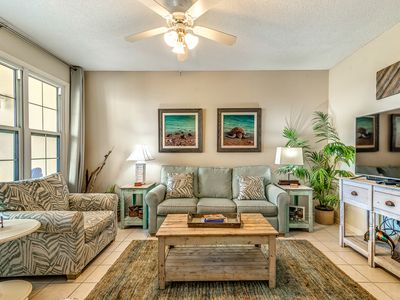 Photo for 105E ~ Luxury 2BR/2BA condo with Gulf view