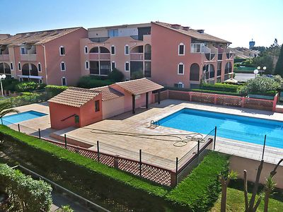 Photo for Apartment Les Coraux in Canet-Plage - 4 persons, 1 bedrooms