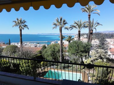 Photo for House - NICE Mont-Boron - Exceptional view, green and calm close to sea and city