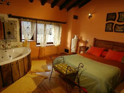 Photo for Self catering cottage La Tenada for 2 people