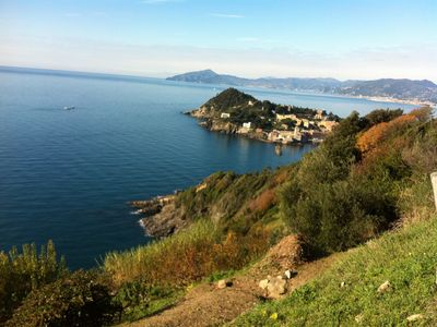 Photo for 2BR Chateau / Country House Vacation Rental in Sestri Levante, Liguria