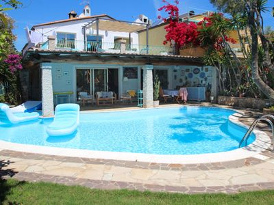 Photo for Vacation home Surphinia in Bari Sardo - 8 persons, 4 bedrooms