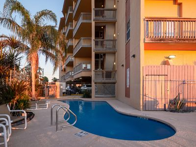 Photo for Waterfront condo w/ shared pool, hot tub, & dock - minutes from the beach