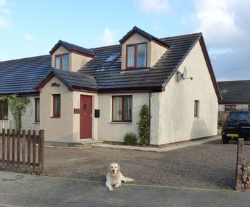 Photo for Cosy warm & welcoming modern cottage 1 mile from Aviemore centre -  pet friendly