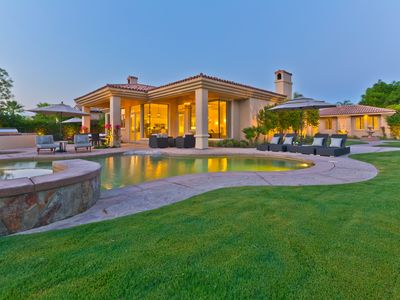 Photo for High End Exclusive Contemporary  home at PGA West