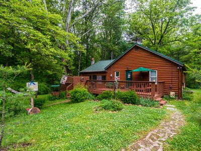Photo for 2BR Cabin Vacation Rental in Nashville, Indiana