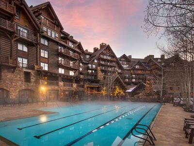 Photo for Ski-in ski-out luxury studio room at The Ritz-Carlton, Bachelor Gulch