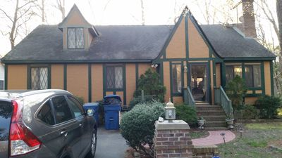 Photo for Beautiful Home on Wooded Lot with Open Floor Plan