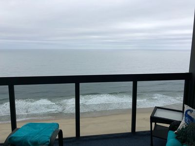 Photo for DIRECT OCEAN FRONT FAMILY VACATION. 5 STAR  RESORT. 2 BR-2 BATH, SUNSETS ON THE BA