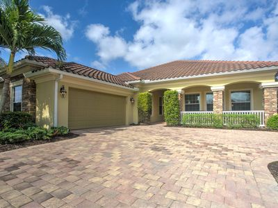 Photo for Naples House w/ Private Heated Pool & Lake Views!
