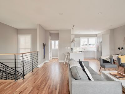 Photo for 1 Block from King St! Spacious Home, Sleeps 10, w/ parking ,walk to everything!