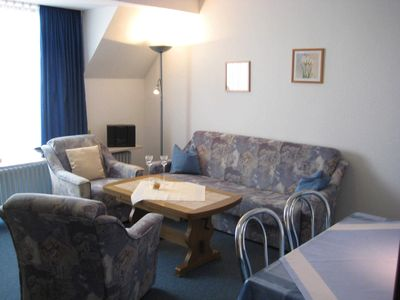 Photo for 101-Christine 2-room Balk - BUE - North Sea Crab Apartments