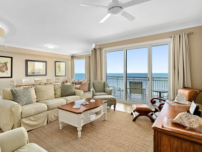 Photo for Gateway Grand 1508 Direct ocean front luxury condo and includes linens!!