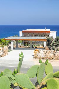 Photo for Villa Karavi is in a fantastic location on the outskirts of the pretty seaside village of Pomos, whi