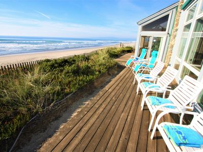 Photo for BEST OF PAJARO DUNES: Amazing oceanfront HOUSE w/VIEWS & KID STUFF