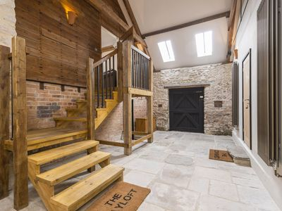 Photo for A beautiful stone barn conversion nestled in the heart of Martinstown.
