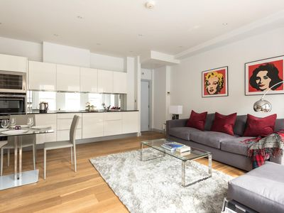 Photo for Maddox Street II - luxury 1 bedrooms serviced apartment - Travel Keys