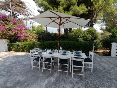 Photo for Seaside villa with garden in Salento