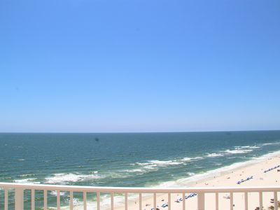 Photo for Beachfront w/ pools in great location!