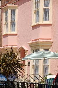 Photo for Delightful & Luxurious Listed Town house within historic town walls in Tenby