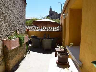 Photo for 2BR House Vacation Rental in CAPESTANG, HERAULT