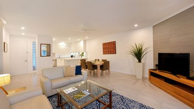 Photo for 328 Beaches- Newly renovated beachside apartment