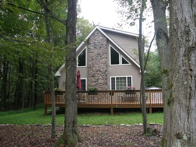 Photo for 4BR Chalet Vacation Rental in Albrightsville, Pennsylvania